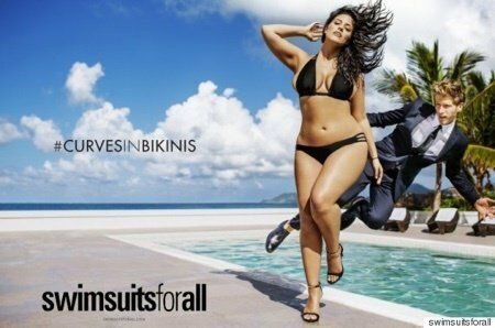 Curves in Bikinis