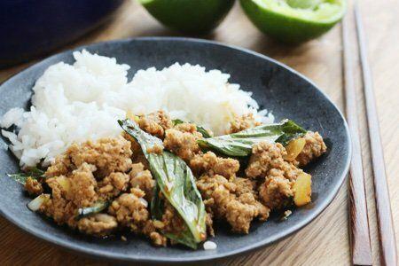 Spicy Thai Basil Recipe