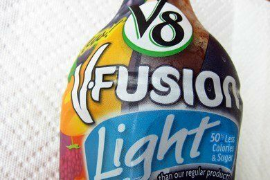 V-Fusion Juice Review