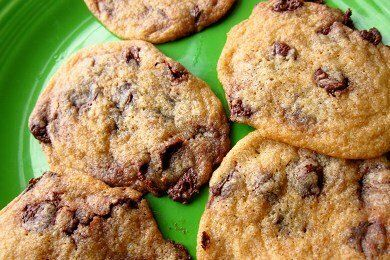 Vegan Drop Cookie Recipe
