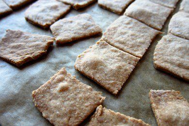 Whole Wheat Cracker Recipe