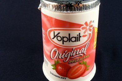 Yoplait Strawberry Yogurt